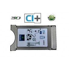 Купить CAM модуль SMIT Viaccess (CI+), карта доступа НТВ Плюс, договор.