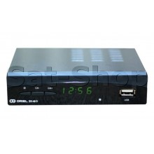 DVB-T2 приставка Oriel 314D