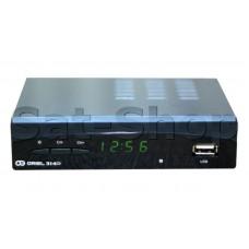Купить DVB-T2 приставка Oriel 314D