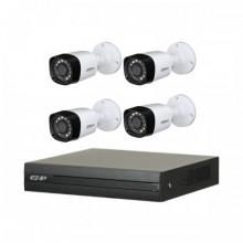 Комплект видеонаблюдения Dahua 1mpx